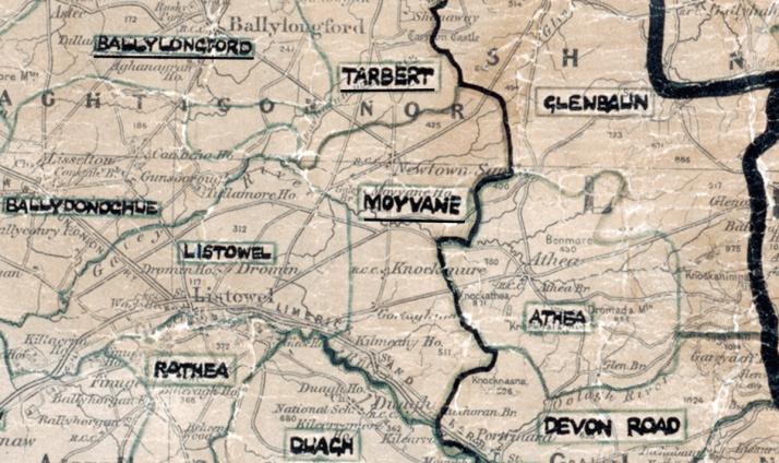 Moyvane-Map-tralee