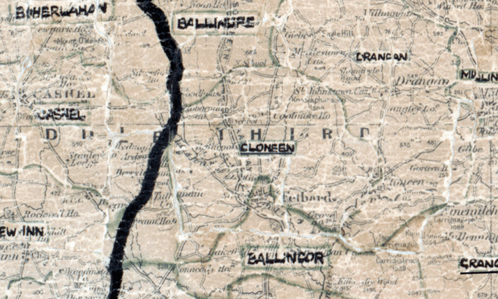 Cloneen-Map-waterford