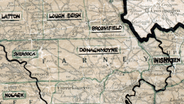 Donaghmoyne-Map-dundalk-big