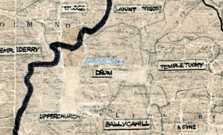 Drom-Map-portlaoise