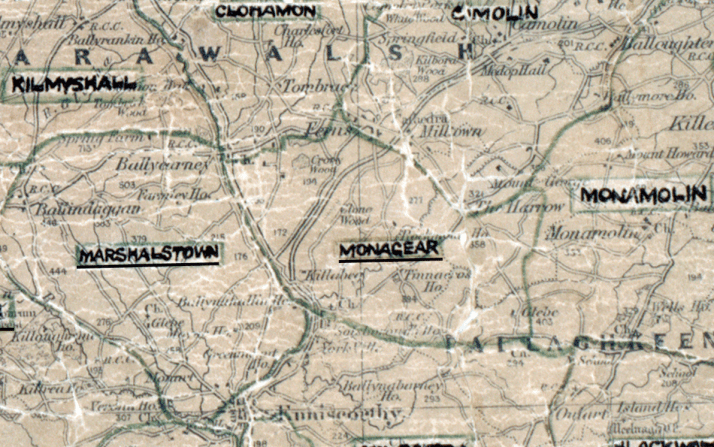 Monagear-Map-waterford
