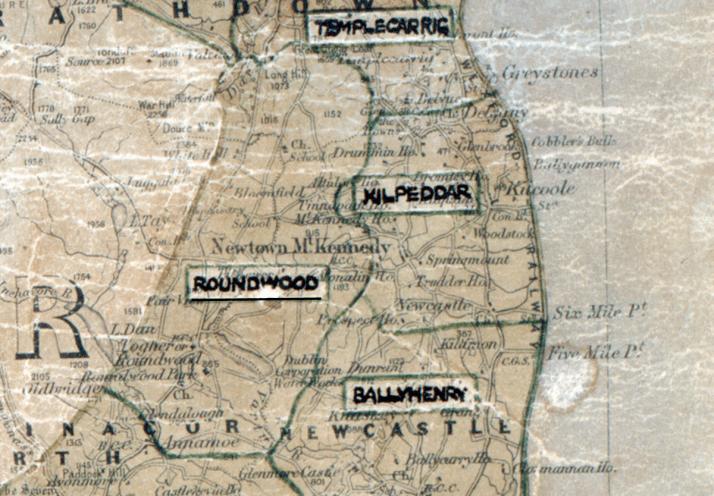 Roundwood-Map-dublin