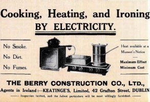 Ad, Corporation Catalogue, 1911