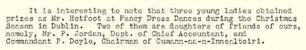 REO News, February 1949, Christmas fancy dress