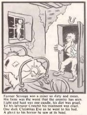 REO News, December 1952, Johnny Hotfoot comic strip