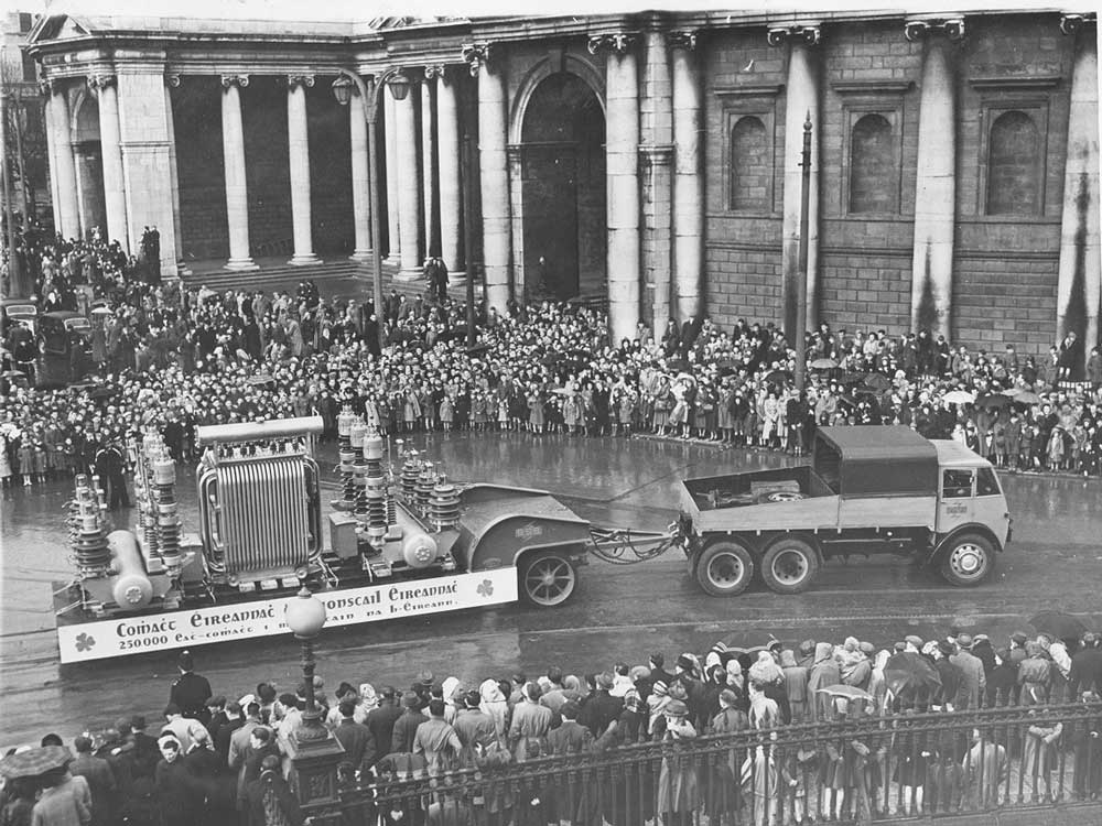 c1952, College Green, Dublin