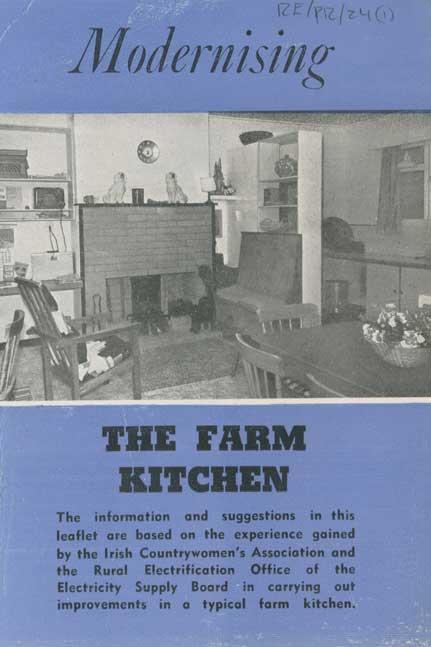Modernising the farm kitchen