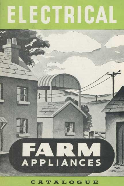 Electrical farm appliances catalogue