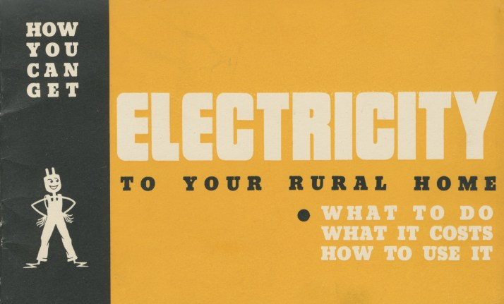 How you can get electricity to your rural home