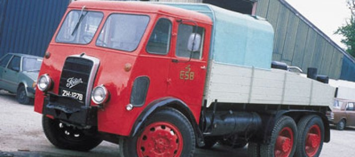 1947 FODEN - ZH 1278