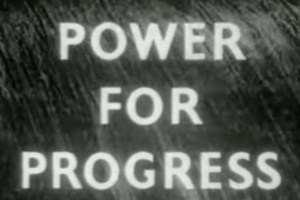 Power for Progress, 1955