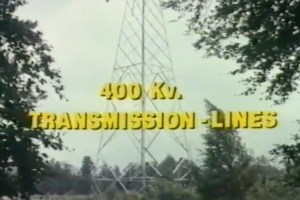 400kV Transmission Lines from Moneypoint, c.1986-1989