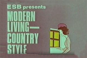 Modern Living Country Style, 1961