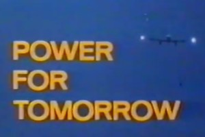Power for Tomorrow, 1968