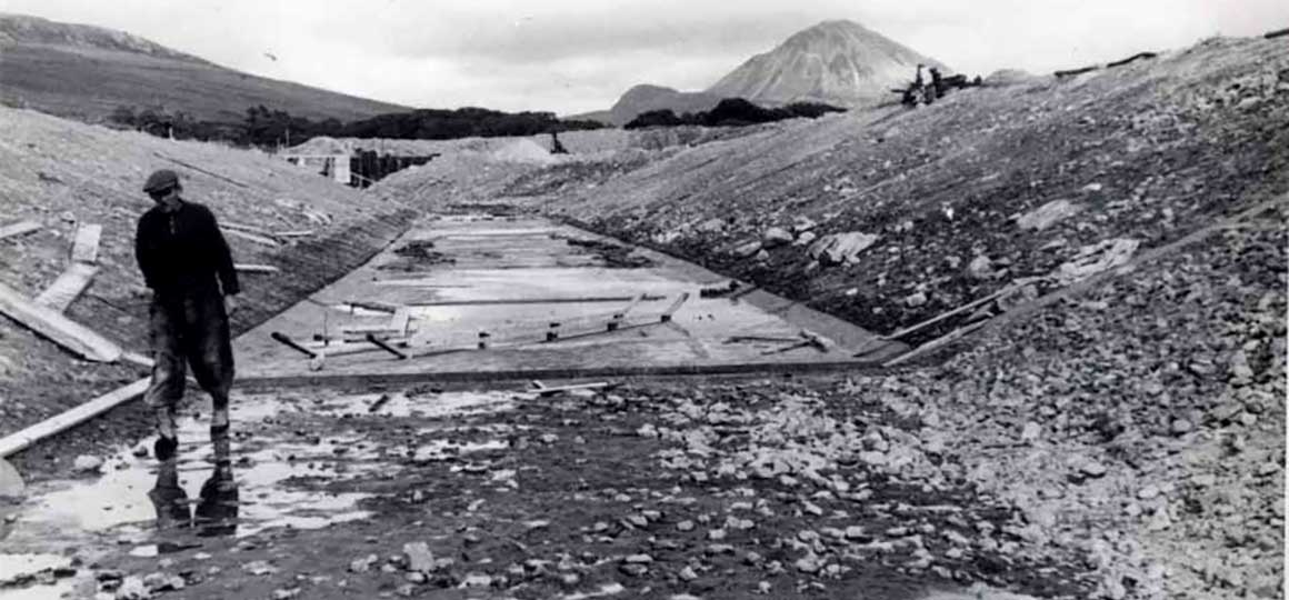 60th Anniversary of the Clady Hydro Scheme