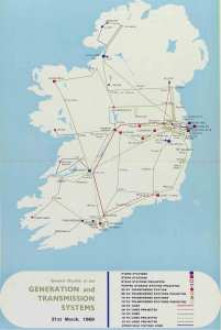 Generation and Transmission System 1968/69