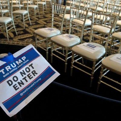 #NeverTrump: ¿Y si dejamos de cubrir a Trump?