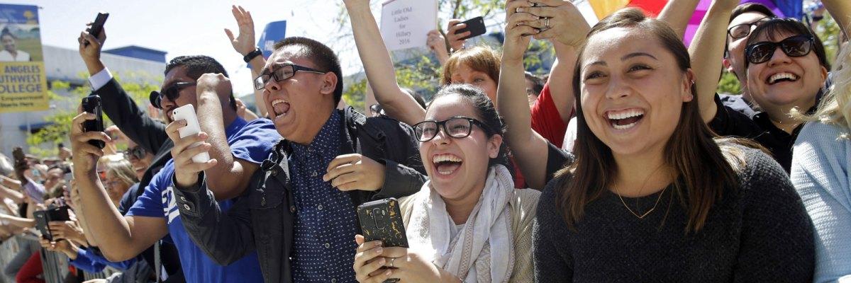 """#Wikileaks: Según el Partido Demócrata, los latinos somos """"clientes muy leales"""""""