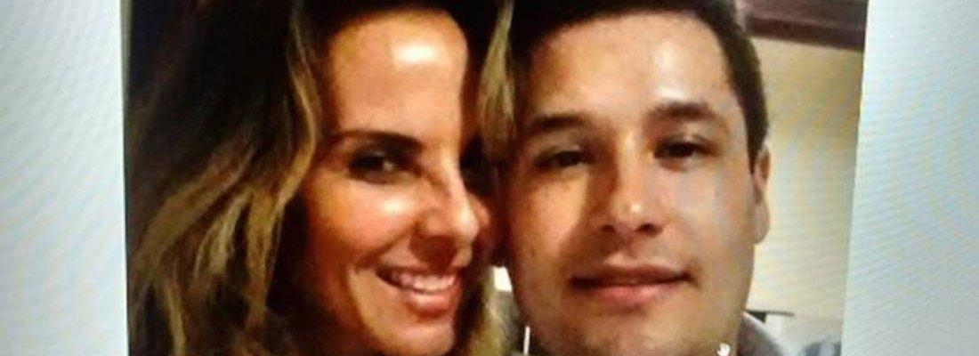 """#¡Zaz!: Encuentran foto de Kate del Castillo con el hijo de """"El Chapo"""" Guzmán"""