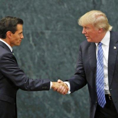 #TrumpPresidente: Peña Nieto promete no dejar solos a los paisanos en EE. UU.