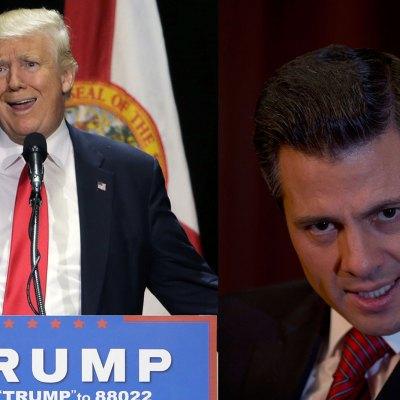 #ÚltimoMinuto: Trump considera viajar a México para ver a Peña Nieto, según The Washington Post