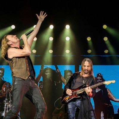 #QueCanteElVoto: Maná da conciertos con toque político