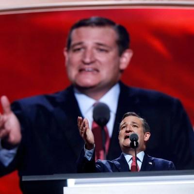 #QueSiempreSí: Ted Cruz cambia de parecer y votará por Trump