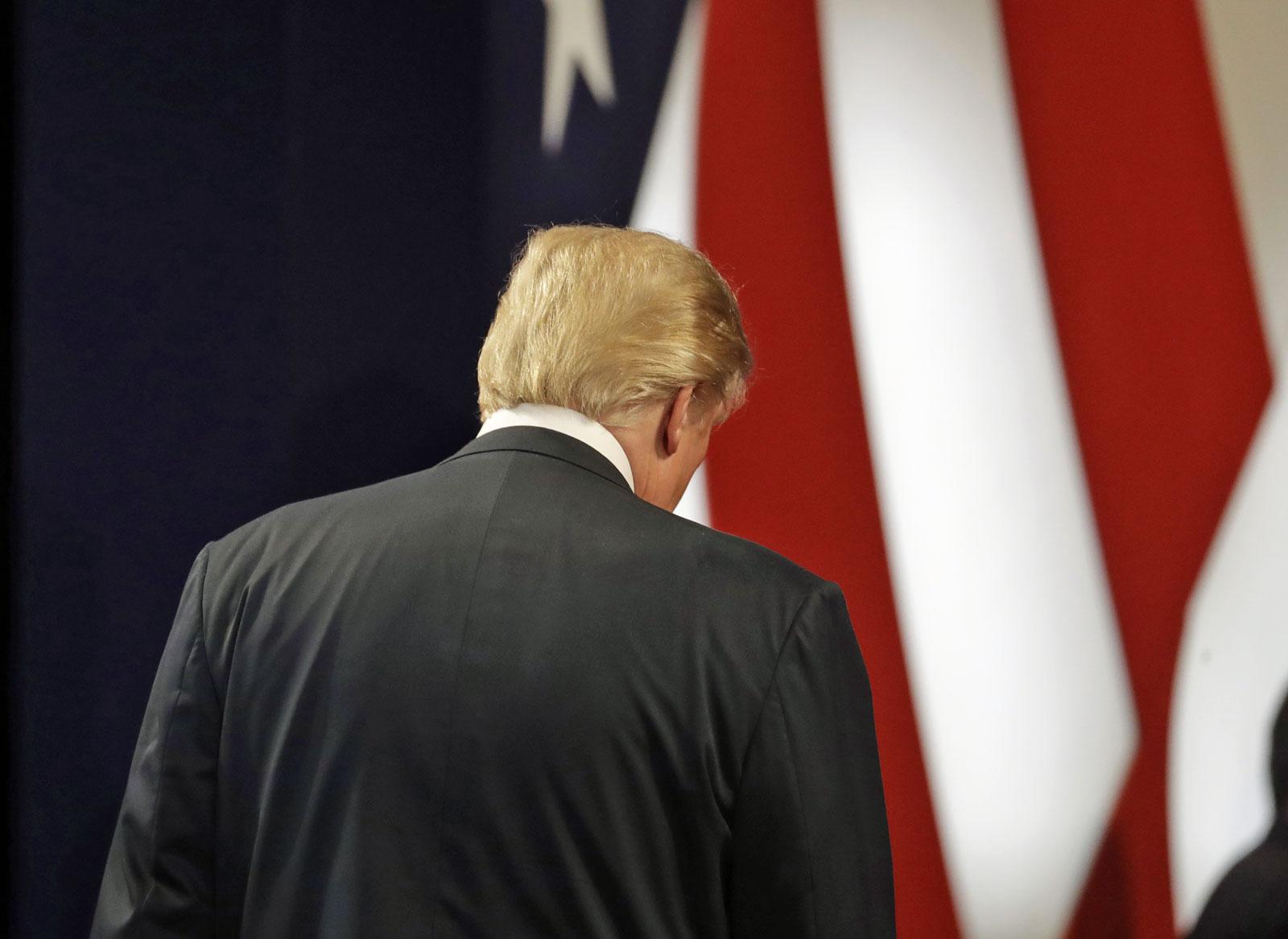 Trump ataca a los inmigrantes con la peor frase de su campaña... sí, la peor