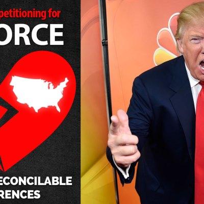 Buscan la separación de California de EE. UU. si gana Trump