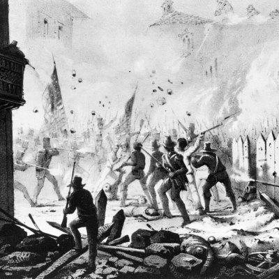 #BuenaVoluntad: México devuelve a EE. UU. los restos de sus soldados fallecidos en la guerra de hace 170 años