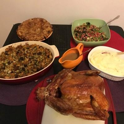 La cena de Acción de Gracias tiene raíces mexicanas