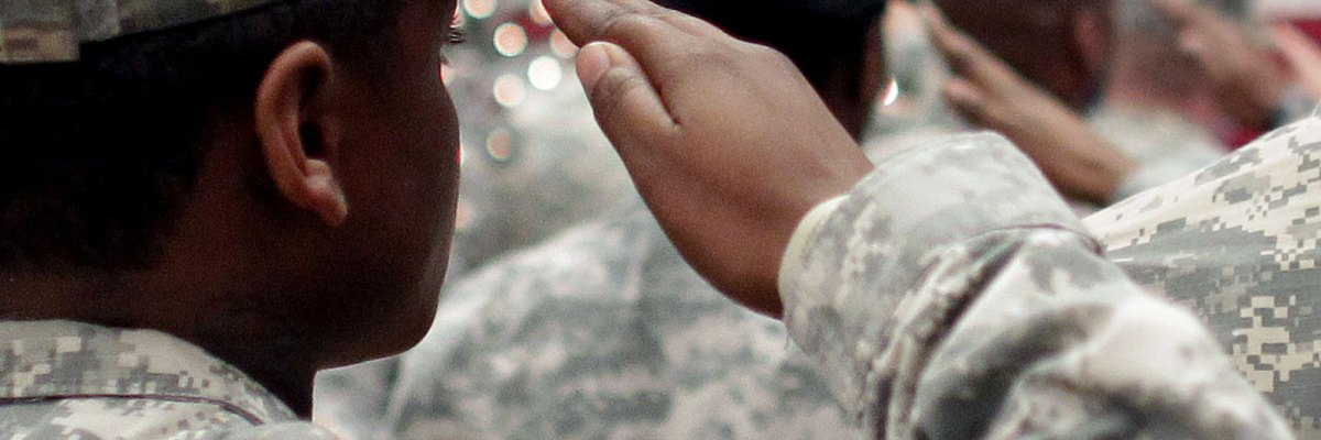 #Gracias: Se duplicará la cifra de veteranos latinos que sirvieron con honor al país