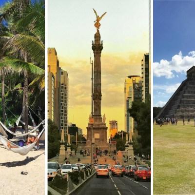 México en Instagram