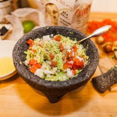 #Molcajete: Una pieza imprescindible para la cocina mexicana
