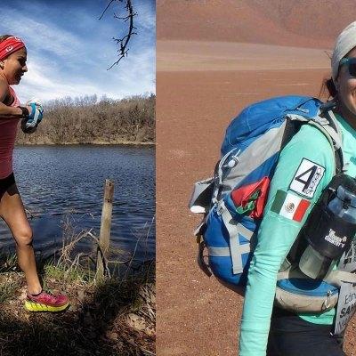 Edna Jackeline Vázquez - Ultramaratón