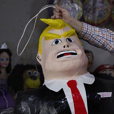 #ThankYouTrump: El primer logro del presidente Trump, unir a todo México