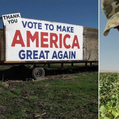 #EpicFail: Granjeros que votaron por Trump ahora temen la ruina si deportan a sus trabajadores