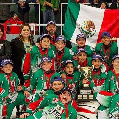 #GigantesDeHielo: México derrotó a Canadá en hockey y es campeón mundial
