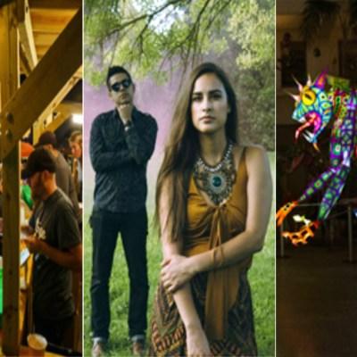 Casa México en SXSW, en Austin, Texas