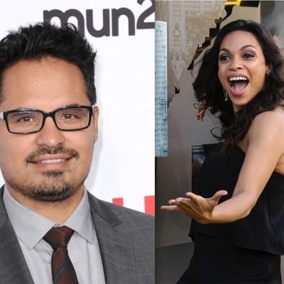 Michael Peña y la falta de estrellas latinas en Hollywood