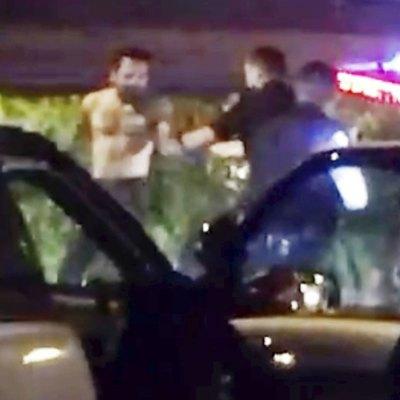 #VIDEO: Policía de California mata a tiros a un latino frente a un centro comercial