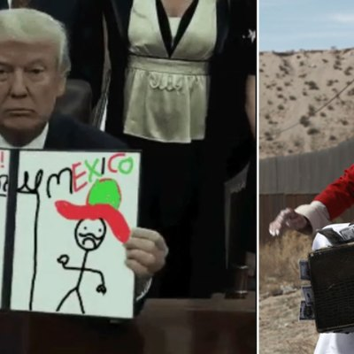 #Pecadores: Condena la Iglesia a los mexicanos que quieran ayudar a Trump con su muro
