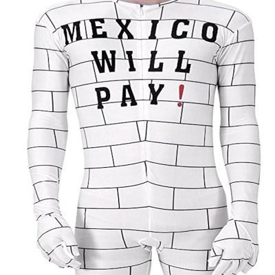 #DisfrazDiabólico: Cómo respondemos al disfraz del muro de Trump