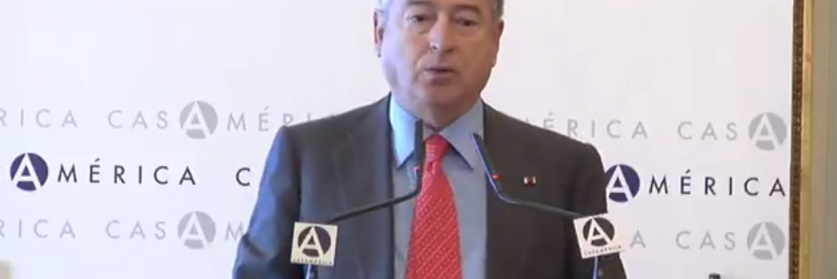 José Antonio Sánchez, presidente RTVE.