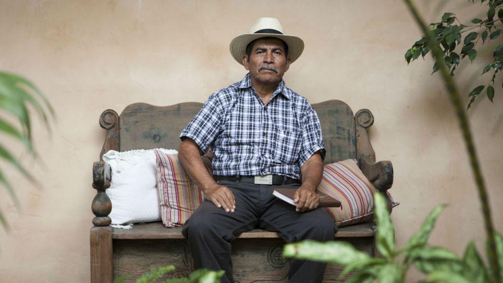 Rodrigo Tot, un indígena reconocido en Guatemala