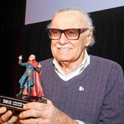Stan Lee creará superhéroe latino.