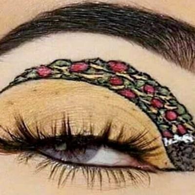 Una manera de llevar el orgullo en los ojos.