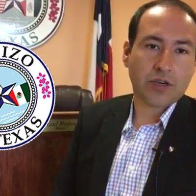 Raul Reyes, alcalde de El Cenizo