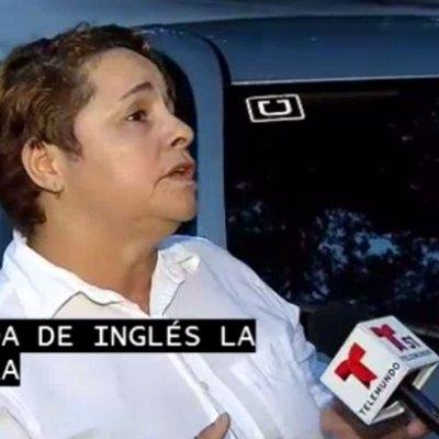 #Miami: Multan con $250 a conductora de Uber por no hablar inglés