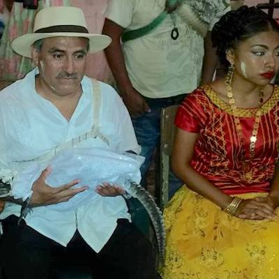 Una boda inusual.